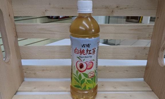 Ku Tao Peach Black Tea