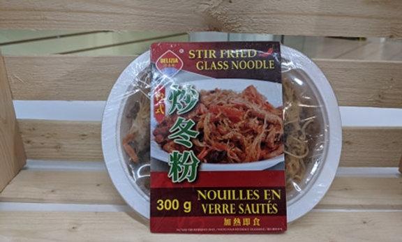 Stri Fried Glass Noodles Meal