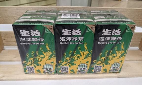 Nulife Bubble Green Tea