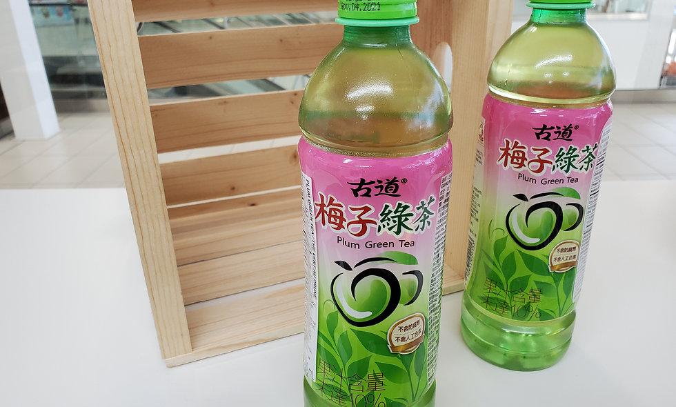 Ku Tao Plum Green Tea
