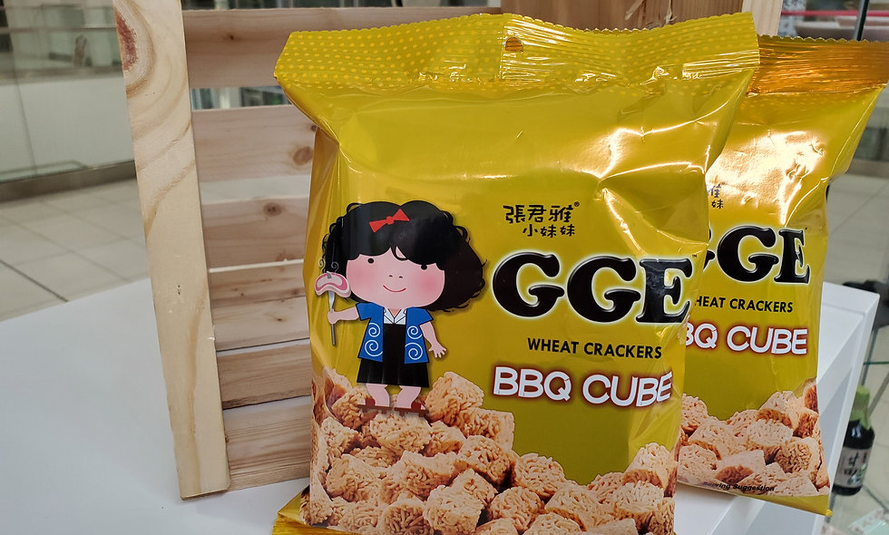 GGE BBQ Cube Chips