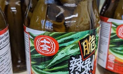 Shih Chuan Preserved Green Chili