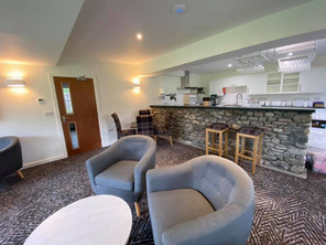 Community Room - Looking towards the kitchen/bar area
