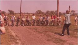 60s Jaycees Kids Day bike races