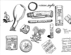 What's in your bag_ Prompt continued. Mo