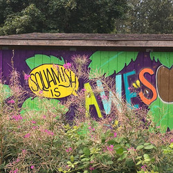 Youth Mural Camp this summer was great