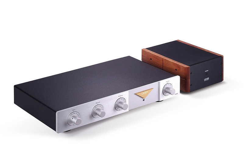 Usher Audio P-307A Preamplifier