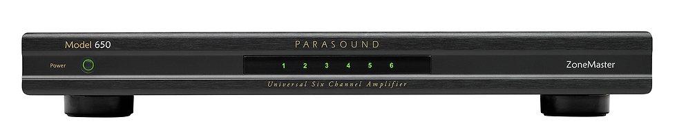 Parasound ZoneMaster 650 6 Channel Amplifier
