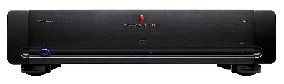 Parasound Halo A23 Stereo Amplifier