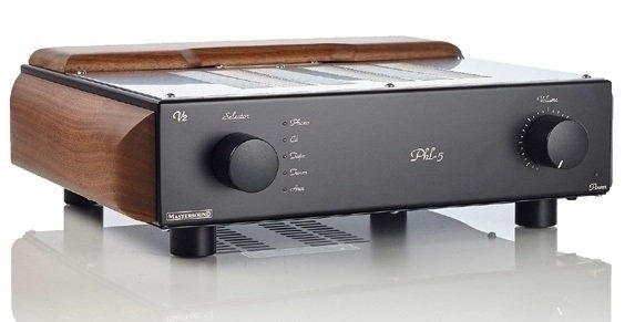 MastersounD PHL-5 V2 Preamplifier