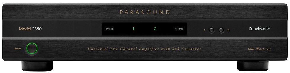 Parasound ZoneMaster 2350 Stereo Amplifier