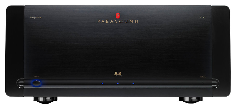 Parasound Halo A31 Three Channel Amplifier