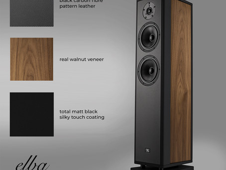 The Elba 2 receives Editors Choice from The Absolute Sound
