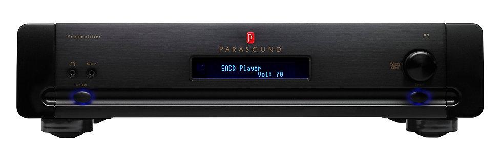 Parasound Halo P7 Preamplifier