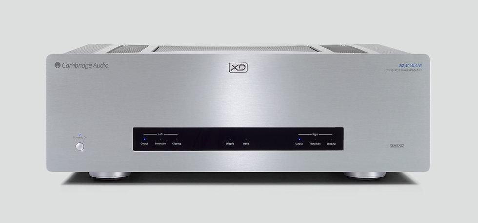 Cambridge Audio Azur 851W Stereo Amplifier