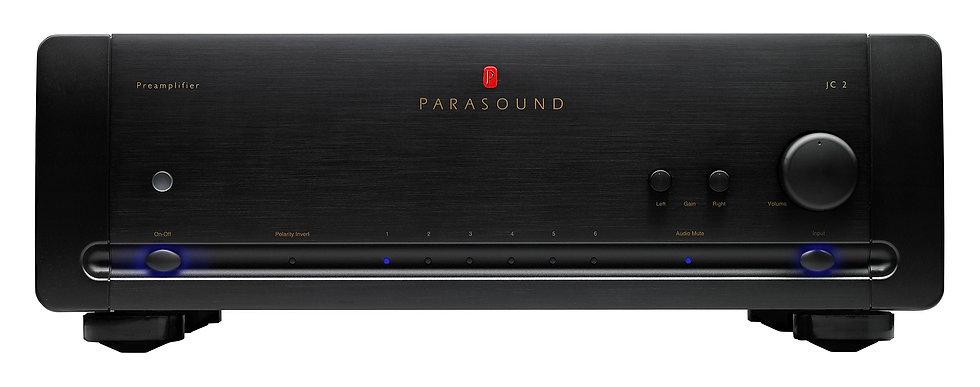 Parasound Halo JC2 BP Preamplifier