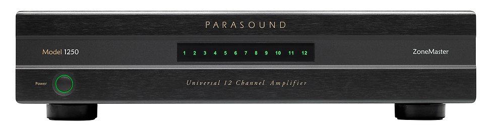 Parasound ZoneMaster 1250 12 Channel Amplifier