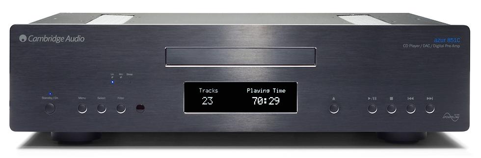 Cambridge Audio Azur 851C CD Player/DAC