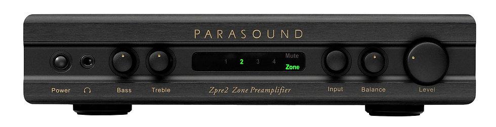Parasound Zpre2 Preamplifier