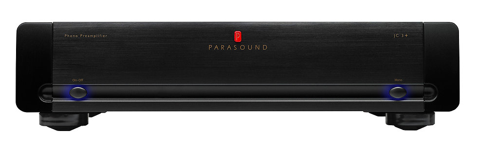 Parasound Halo JC3+ Phono Preamplifier