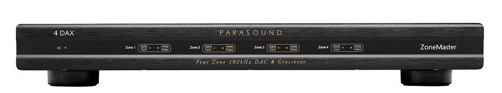 Parasound ZoneMaster 4 DAX DAC