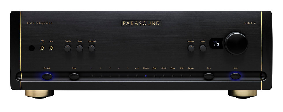 Parasound Halo HINT6 Integrated Amplifier