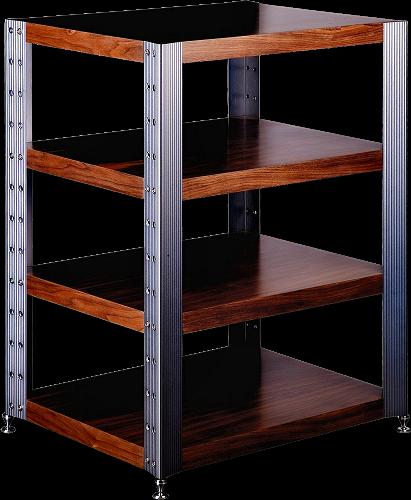 Usher Audio SR-4 Four Shelf Rack