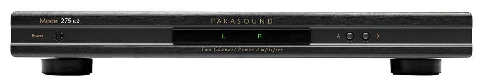 Parasound 275 v2 Stereo Amplifier