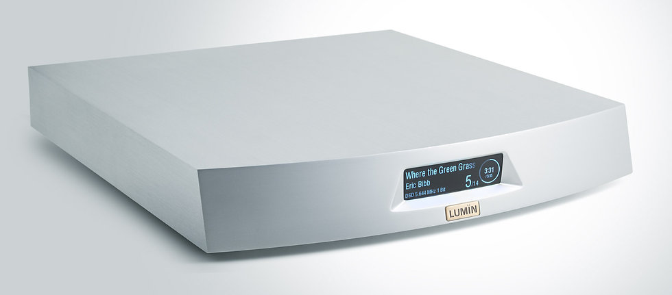 Lumin S1 Streaming Music Player