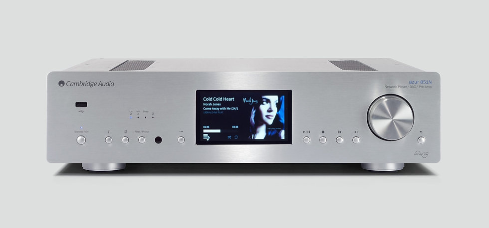 Cambridge Audio Azur 851N Streaming Music Player