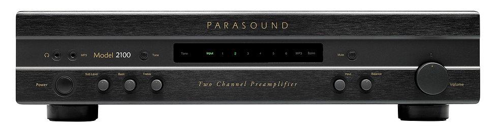 Parasound 2100 Preamplifier