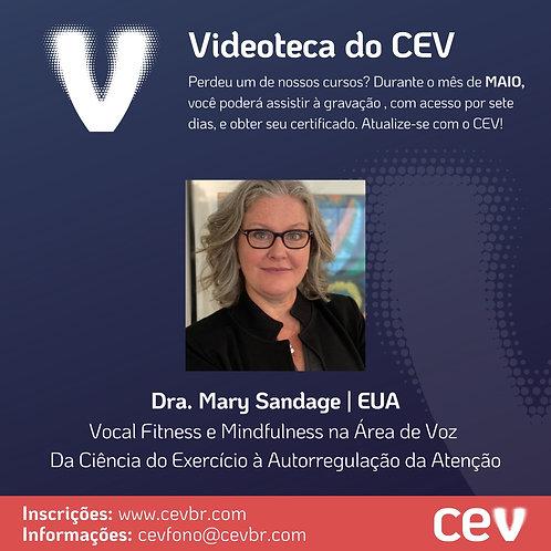 Videoteca do CEV   Dra. Mary Sandage