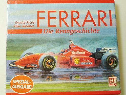 Ferrari - Die Renngeschichte