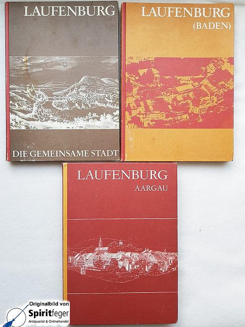 Geschichte der Stadt Laufenburg - Band 1-3