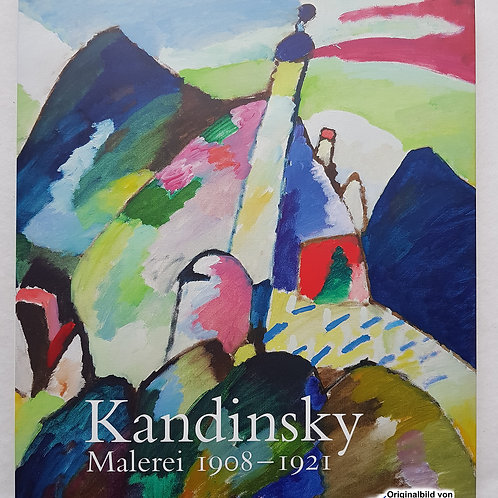Kandinsky Malerei 1908-1921