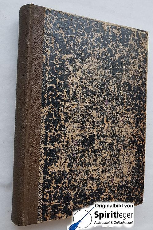 1893: Leitfaden für den Unterricht in der Naturkunde an Sekundarschulen