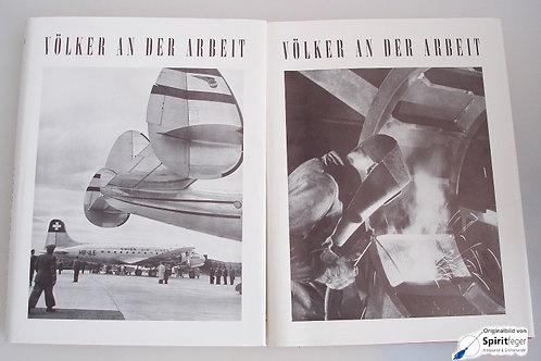 Völker an der Arbeit - Die Schweiz (2 Bände, 1953)
