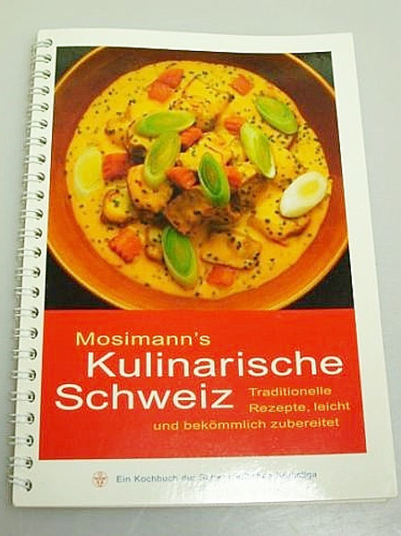 Mosimann's kulinarische Schweiz