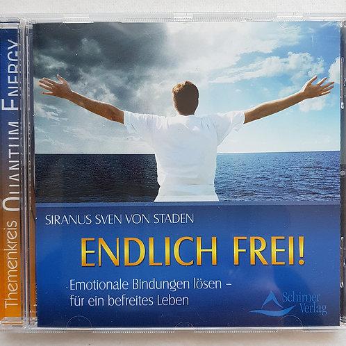 Endlich frei! - von Siranus Sven von Staden (CD)