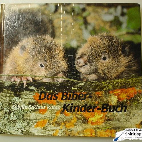Das Biber-Kinder-Buch