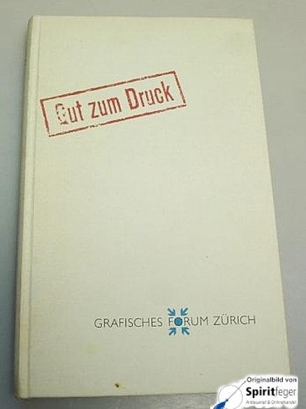 Grafisches Forum Zürich - 25-Jahr-Jubiläum