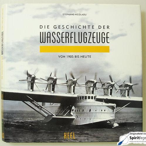 Die Geschichte der Wasserflugzeuge von 1905 bis heute