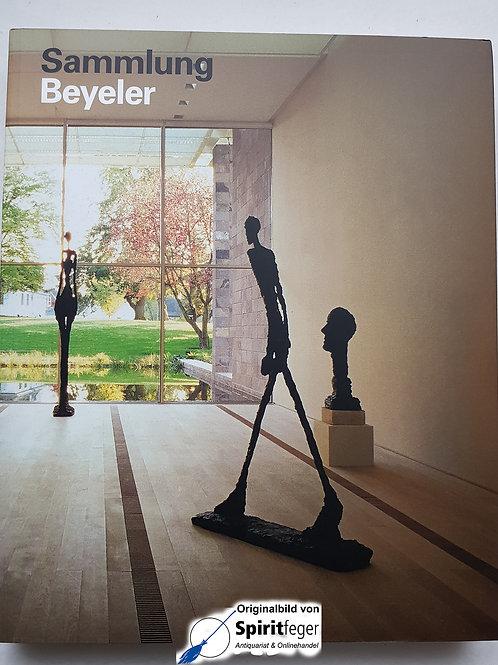 Sammlung Beyeler - Katalog mit Bildkommentaren