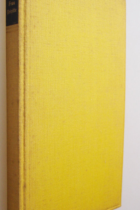Frau Brigitte (1952) - Roman einer jungen Ehe