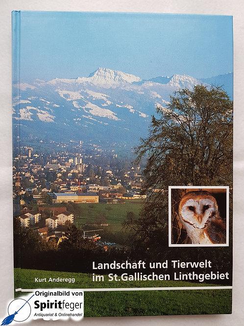Landschaft und Tierwelt im St. Gallischen Linthgebiet