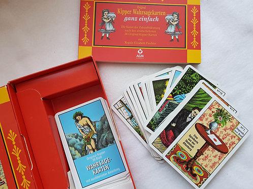 Original Kipper Wahrsagekarten - Regula Elizabeth Fiechter
