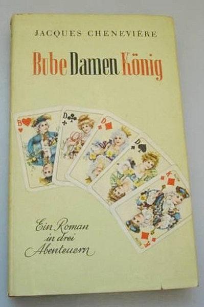 Bube Damen König (1939) - Lehrjahre der Liebe