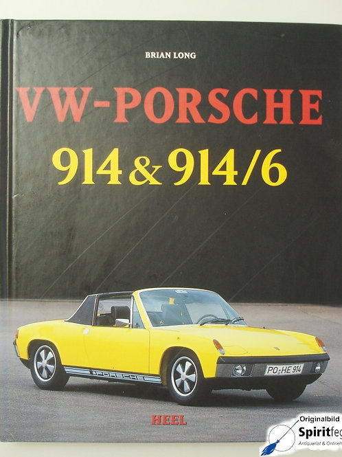 VW-Porsche 914 & 914/6