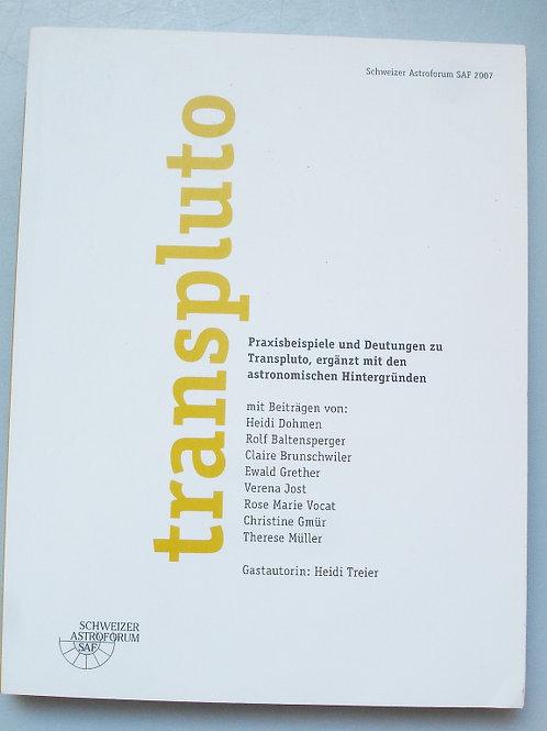 Transpluto - Schweizer Astroforum SAF 2007
