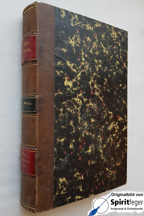 1852: Kirchen-Lexikon oder Encyklopädie ... - Band 8